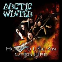 Arctic Winter - How to use an open fire