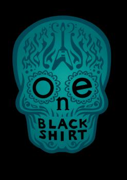 One Black Shirt