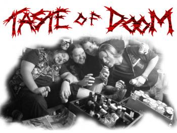 TASTE OF DOOM
