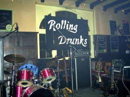 HORST JABS Rolling Drunks