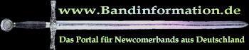 www.Bandinformation.de - Das Portal für Newcomerbands aus Deutschland.